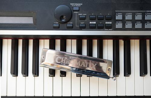 Piano Music and Video Samples - Alan Davis Jr